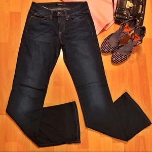 Joe's Soft Stretch Honey Boot Cut Jeans